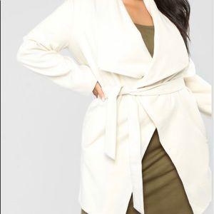 Fashion Nova Trench Jacket